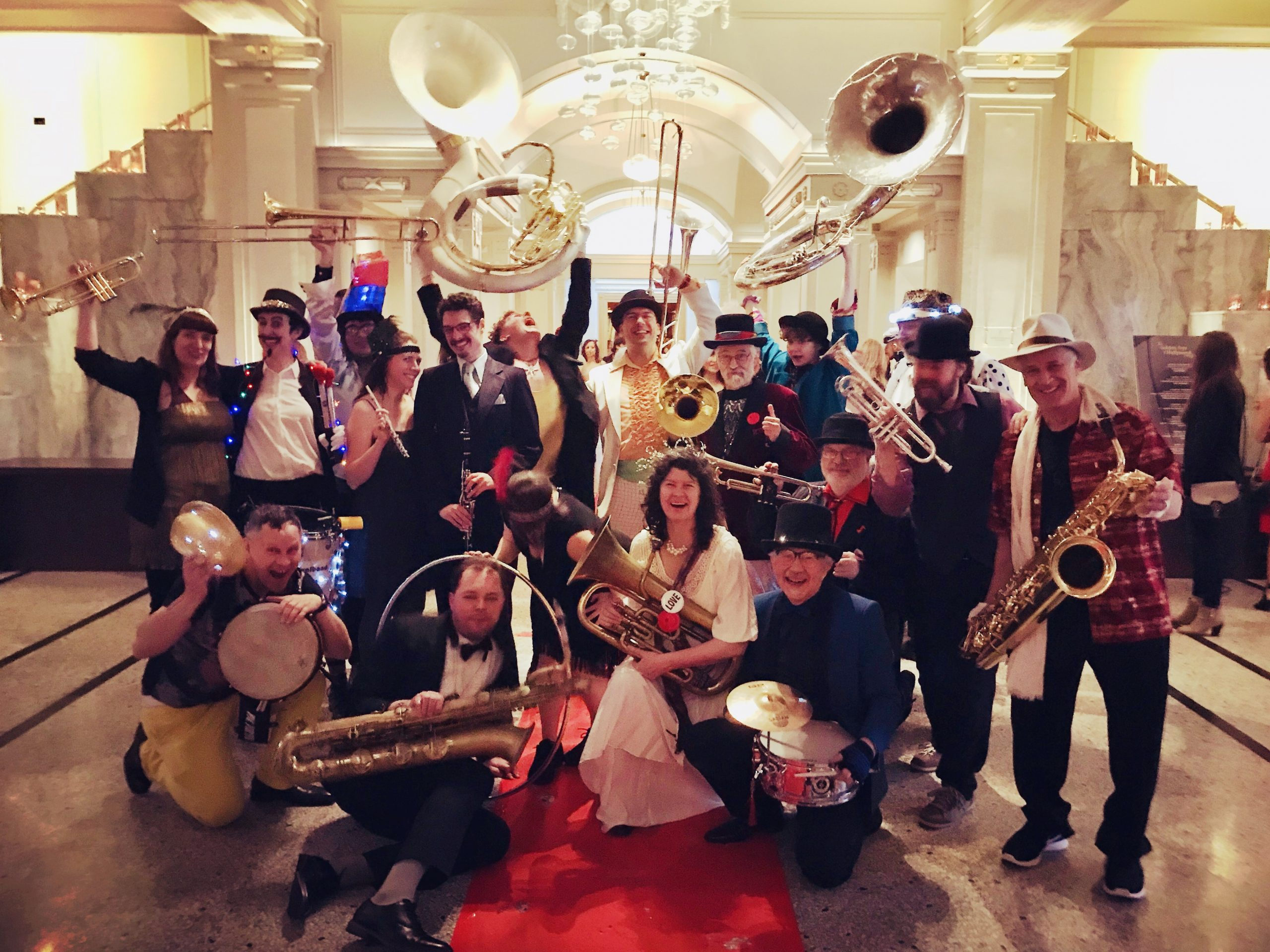 the carnival band 2020