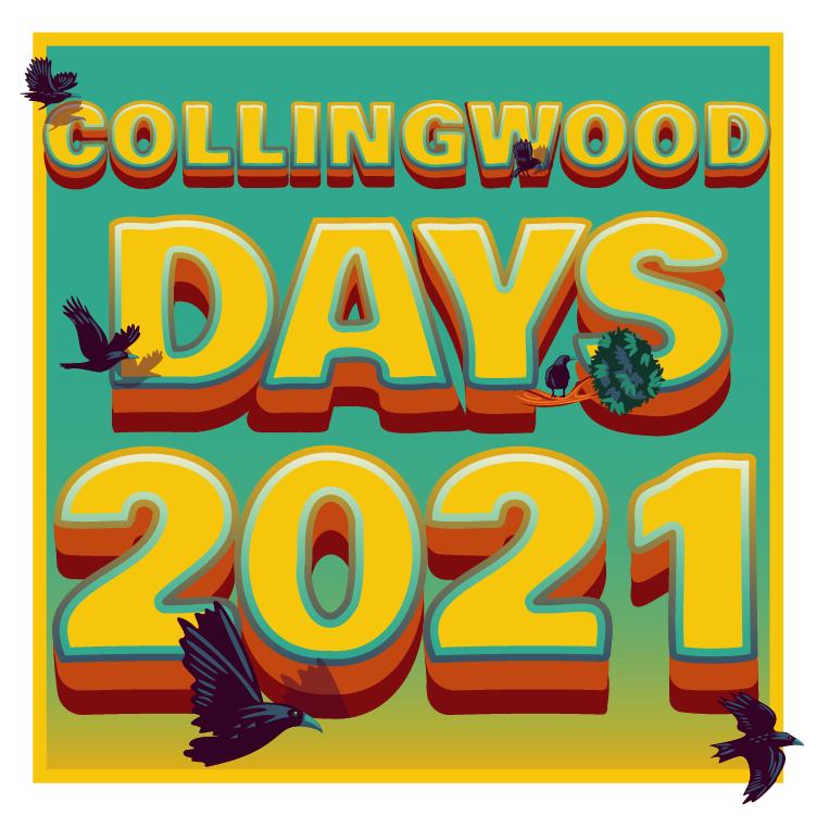 Collingwood Days 2021 logo